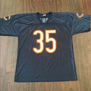 NFL CHICAGO BEARS #35 Anthony Thomas Jersey L